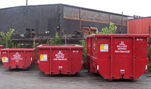 Arizona dumpster sizes